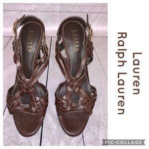 Lauren Ralph Lauren Sandals Heels